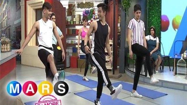Mars Pa More: Nikki Co shares his workout routine | Push Mo Mars