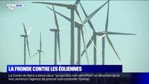 Les éoliennes sont encore loin de faire l'unanimité, 7 projets d'implantation sur 10 sont contestés