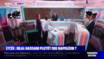 Lycée: Bilal Hassani plutôt que Napoléon ? - 10/09