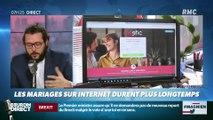 #Magnien, la chronique des réseaux sociaux : Les mariages sur Internet durent plus longtemps - 10/09