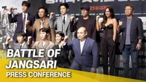 [Showbiz Korea] The movie 'Battle of Jangsari (장사리: 잊혀진 영웅들)' Press Conference with Megan FOX!