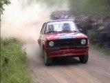 rallye crash Kankaanpaa 2006
