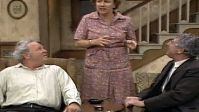 All In The Family Season 6 Episode 18 Archie Finds A Friend