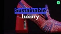 Moda de lujo sostenible