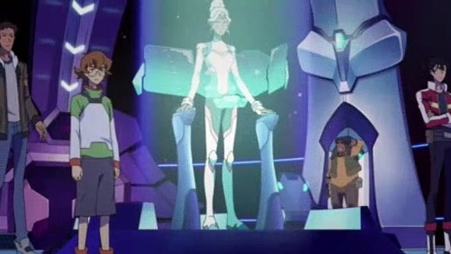 VOLTRON Legendary Defender Season 1 Episode 10 - Collection And Extraction