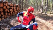 The boo boo story Superhero Spiderman Doctor Real life