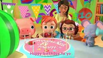 Cocomelon's 13th Birthday - CoCoMelon Nursery Rhymes & Kids Songs