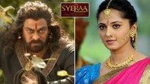 Anushka Shetty's Role In Sye Raa Narasimha Reddy
