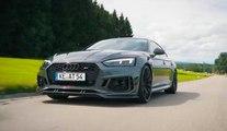 VÍDEO: Audi RS5-R ABT, prepara el babero