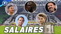 Les salaires des joueurs de Serie A s'envolent, MU va régler le cas David De Gea