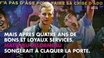 TPMP : Matthieu Delormeau sur le départ ? Il se confie sur ses projets