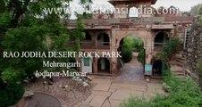 Rao Jodha Desert Rock Park in Jodhpur - Marwar | Mehrangarh Museum Trust