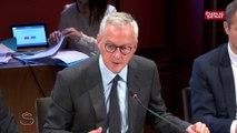 Libra:« Nous ne pouvons pas accepter qu'une entreprise privée se dote des instruments de souveraineté d'un État » Le Maire