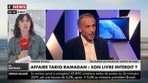 Une accusatrice de Tariq Ramadan compte empêcher la sortie de son livre - VIDEO