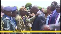 Paix au Soudan du Sud : Machar et Kiir se sont rencontrés à Juba