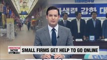 Small businesses to enter online market, go global with Arirang TV
