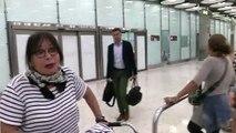 Massiel llega a Madrid para dar su último adiós a Camilo Sesto