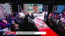 """Le monde de Macron: Jean-Luc Mélenchon appelle à la fin des """"procès politiques"""" - 10/09"""