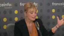 Julie Gayet surprise du succès de sa série « Soupçons »