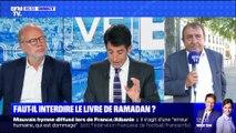 Faut-il interdire la sortie du livre de Ramadan ? (2/6) - 10/09