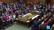 Brexit : les députés rejettent la tenue d'élections anticipées