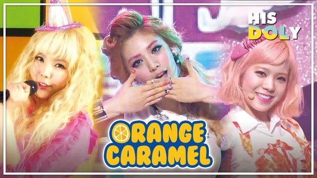 Orange Caramel Special ★Since 'Magic Girl' to 'My Copycat'★ (38m Stage Compilation)