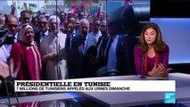 """Présidentielle en Tunisie : """"Le pays a envie d'aller vers un homme plutôt qu'un parti"""""""