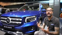 Mercedes GLB - Salon de Francfort 2019