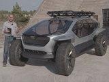 Découverte de l'Audi AI: Trail Quattro (2019)