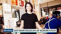 SoftBank Pressing WeWork to Delay IPO