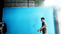 Đánh trái BÓNG BÀN bằng côn nhị khúc tại #KANSHOP bán côn. #Nunchaku ping pong