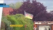 Eurozapping : un néonazi maire en Allemagne ; mort mystérieuse de 25 chiens