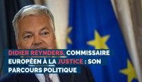 Didier Reynders, commissaire européen à la Justice : son parcours politique