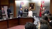 Ankara ticaret bakanı pekcan, abd ticaret bakanı ross ile ortak basın toplantısı düzenledi-1