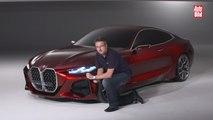 VÍDEO: BMW Concept 4, todos los detalles y especificaciones