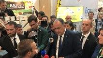 Rennes. La Confédération paysanne interpelle le ministre au Space
