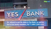 Rana Kapoor in talks with Paytm to sell stake in Yes Bank