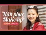 [K-Veauty] [한복 메이크업] 경복궁에서 인생샷 남기기! [Hanbok Makeup] bức ảnh để đời tại Gyeongbokgung! [VIET]