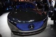 Mercedes EQS : notre vidéo du concept au Salon de Francfort 2019