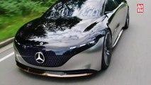 VÍDEO: Mercedes Vision EQS Concept, así es el futuro eléctrico de Mercedes