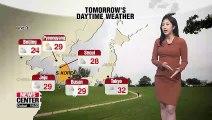 Autumn rain until tomorrow, Chuseok expected to be bright _ 091019