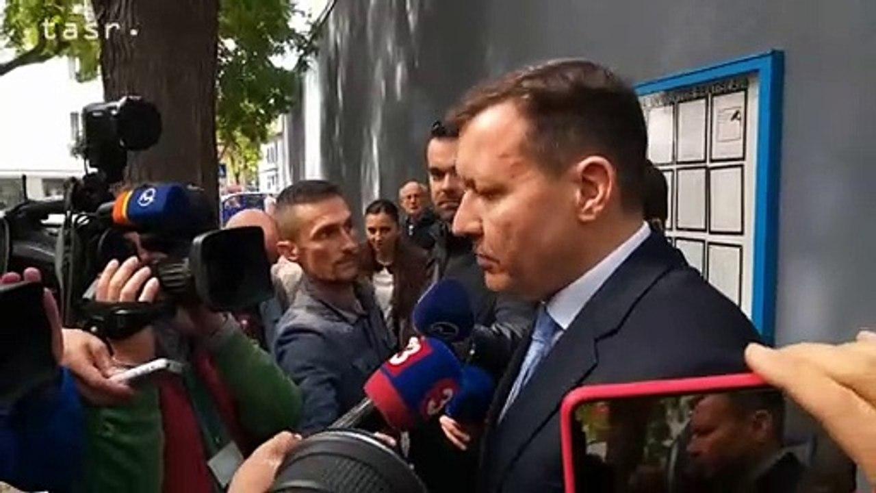 D. Lipšic: Pani Ťapáková a pán M. Settele potvrdili, že o zmenkách nevedeli