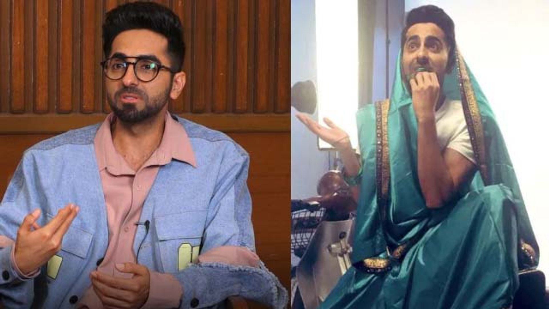Ayushmann Khurrana talks about his experience after playing Pooja in Dream Girl | FilmiBeat