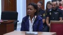 Declaración de Ana Julia ante el tribunal