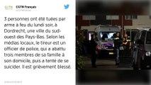 Pays-Bas : Un policier tue son épouse et ses deux jeunes filles à Dordrecht