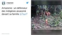 Brésil : Un défenseur des indigènes tué par balles en Amazonie