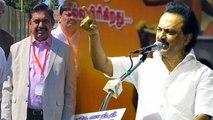 MK Stalin gives 2 day deadline for cm edappadi palanisami