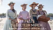 Les Filles du Docteur March Bande-annonce Officielle VF (2019) Saoirse Ronan, Emma Watson