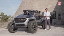 VÍDEO: Audi Al Trail, todos los detalles de este súper 4x4