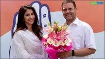 Urmila Matondkar quits Congress citing in-house politics and 'betrayal'